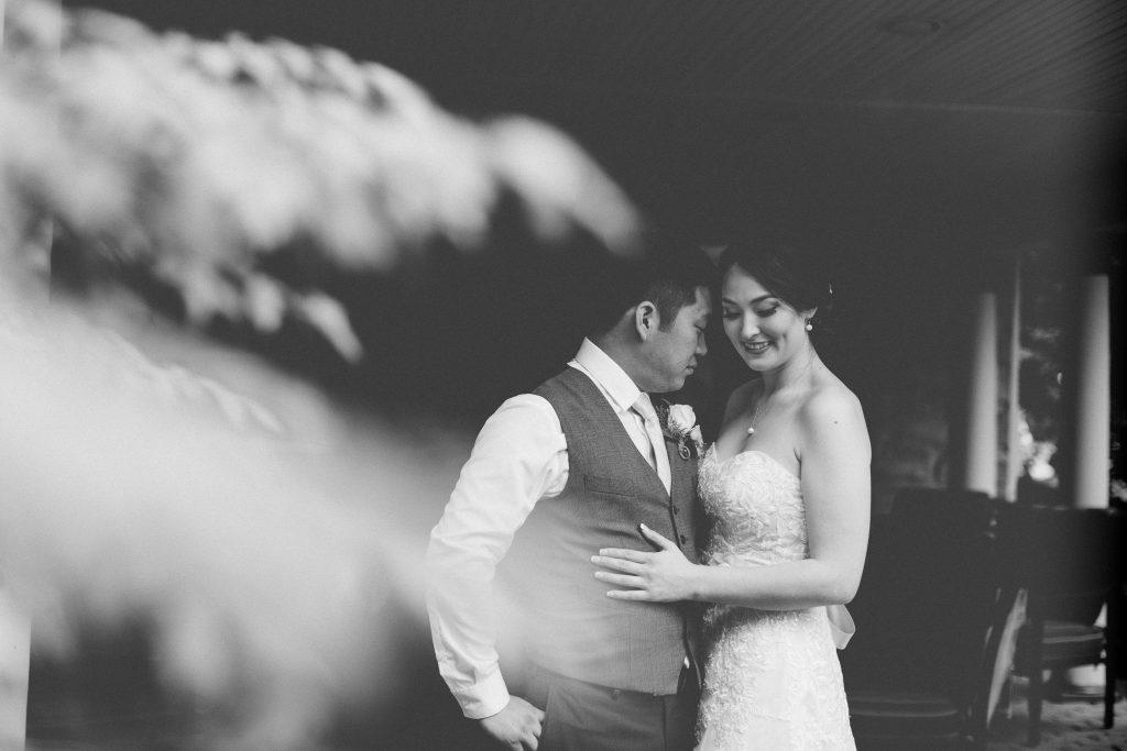 Andrea + Dan's Joseph Ambler Inn wedding in Bucks County, PA